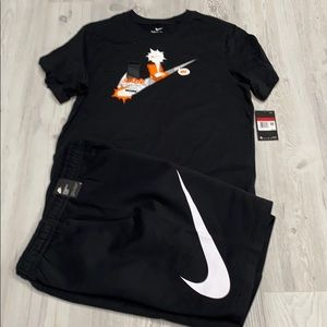 Nike set for men large